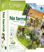 Albi Interaktivní hra Kouzelné čtení Na farmě
