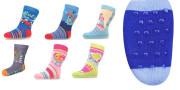 Kojenecké ponožky s protiskluzem vel. 62 New Baby  (7-8)