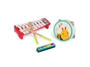 Hudební nástroje dřevěné Mini Melody Band