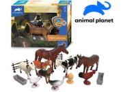 Zvířátka farma 15 ks, mobilní aplikace pro zobrazení zvířátek