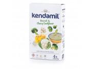 Kendamil Jemná kaše se sýrem (brokolice, květák) 150 g