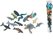 Zvířátka - mořská, 5 - 12 cm, mobilní aplikace pro zobrazení zvířátek