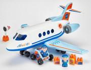 Abrick dopravní letadlo Happy Jet