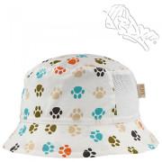 Chlapecký letní klobouk se síťkou Tlapky RDX