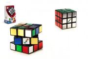 Rubikova kostka hlavolam 3x3x3 Metallic
