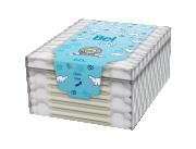 Bel baby dětské papírové vatové tyčinky 60 ks