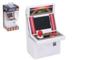 Automat hrací na arkádové hry hlavolam plast na baterie 240 her