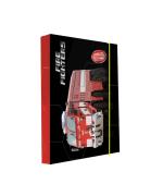 Desky na sešity A5 Tatra - hasiči