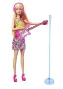 Barbie Dreamhouse adventures Zpěvačka se zvuky