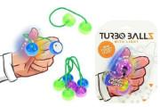 Fidget Turbo ballz se světlem