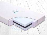 Dětská matrace Fresh Delux 120x60x10 cm