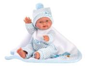 Llorens New Born chlapeček 26309