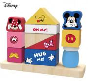 Disney Veselé kostky Mickey a Minnie