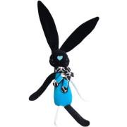Edukační hračka, mazlík králíček - kluk
