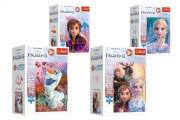 Minipuzzle Maxi 20 dílků Ledové království II/Frozen II