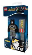 Lampička na čtení LEGO DC Super Heroes Grey Batman