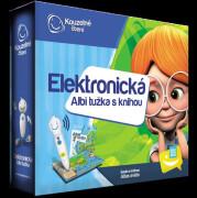 Albi Elektronická tužka s knihou Atlas Světa