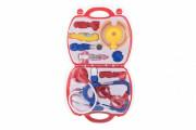 Sada doktor/lékař plast v plastovém kufříku