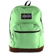 Studentský batoh Smash Neonově zelený