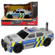 Policejní auto na setrvačník 1:20