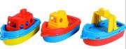 Androni Plastové loďky