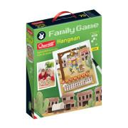 Quercetti Family Game Hangman – společenská hra Oběšenec