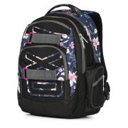 Studentský batoh OXY Style Flowers