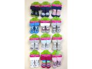 Kojenecké ponožky PD113 (0 - 6 měs) Pidilidi