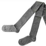 Dětské punčocháče Design Socks vel. 3 (2-3 roky) ŠEDÉ