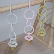 Silikonové kroužky Loops 12 ks Bibs