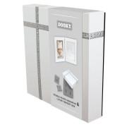Double Frame Handprint & Luxury Memory Box