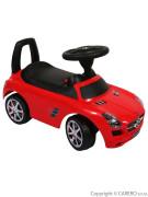 Jezdítko Mercedes-Benz Baby Mix červené