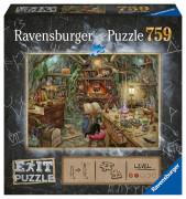 Exit Puzzle: Kouzelnická kuchyně 759 dílků