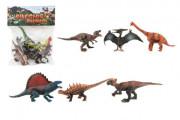 Dinosaurus 14-19 cm 6 ks