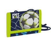 Dětská textilní peněženka Fotbal 2
