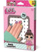 L.O.L. - zdobení nehtů