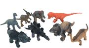 Zvířátka v tubě - dinosauři 8 ks, mobilní aplikace pro zobrazení zvířátek