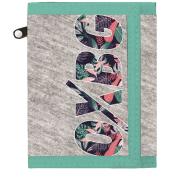 Dětská textilní peněženka Oxy Grey Tropical