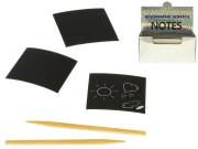 Kreativní sada 100 ks škrábací papíry s perem (2ks)