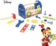 Disney Mickeyho dřevěné nářadí v boxu
