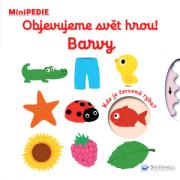 Leporelo MiniPEDIE – Objevujeme svět hrou! Barvy