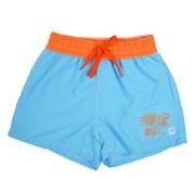 Dětské plavky šortky - vzor Ryba