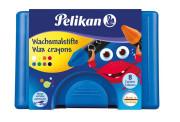 Voskové pastelky Pelikan