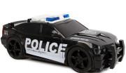 Auto policie USA 18,5 cm na setrvačník 2-Play na baterie se světlem a zvukem