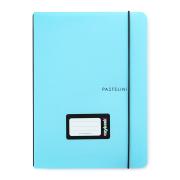 Sešit PP Oxybook A5 40 listů PASTELINI modrá