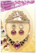 Kráska - korunka a šperky