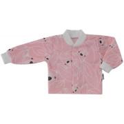 Kojenecký kabátek Brumla Růžový Esito
