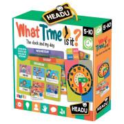 HEADU: Kolik je hodin?