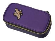 Studentský penál Fame Violet Bee