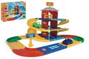 Kid cars 3D parkoviště 2 patra plast 4,6 m Wader